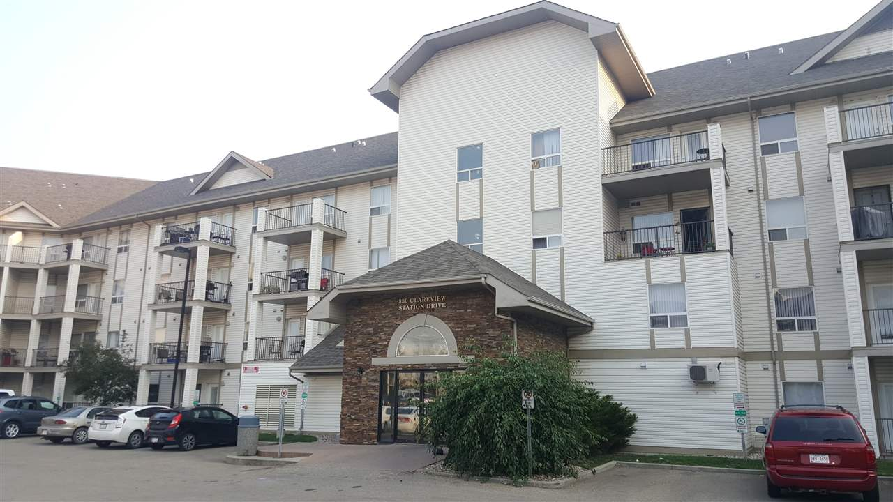 1318 330 CLAREVIEW STATION Drive, 2 bed, 2 bath, at $194,500