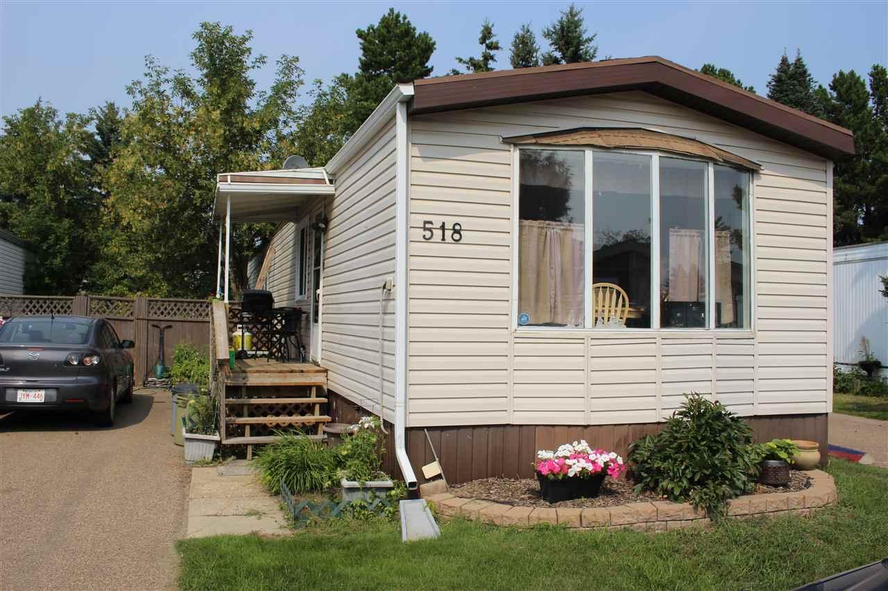 518 10770 Winterburn Road, 2 bed, 1 bath, at $42,200