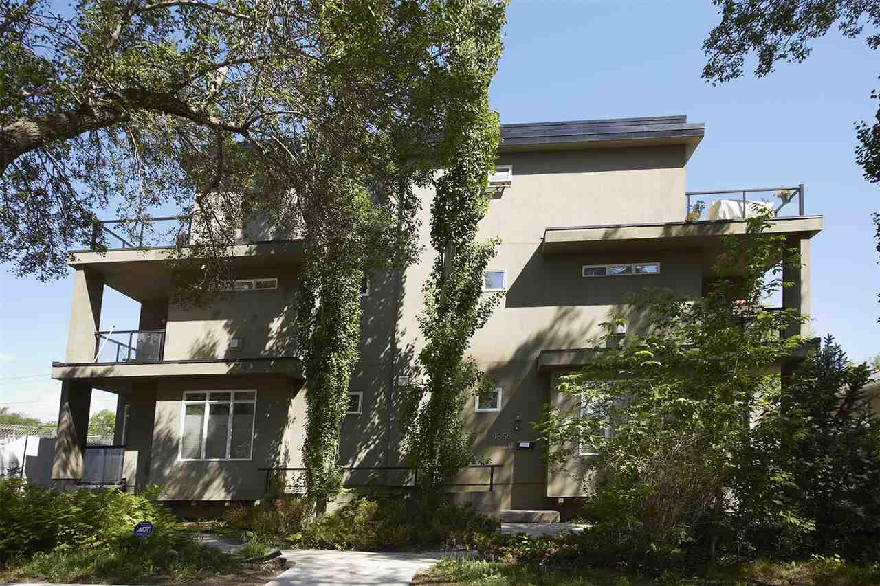 7 9856 83 Avenue, 1 bed, 3 bath, at $340,000