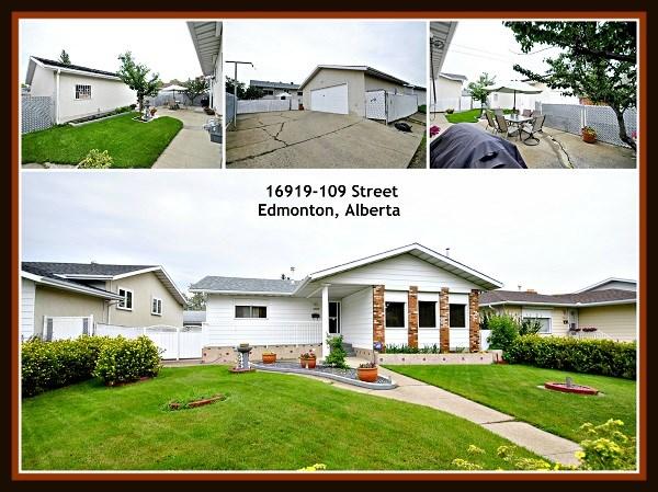 16919 109 Street, 4 bed, 3 bath, at $324,800