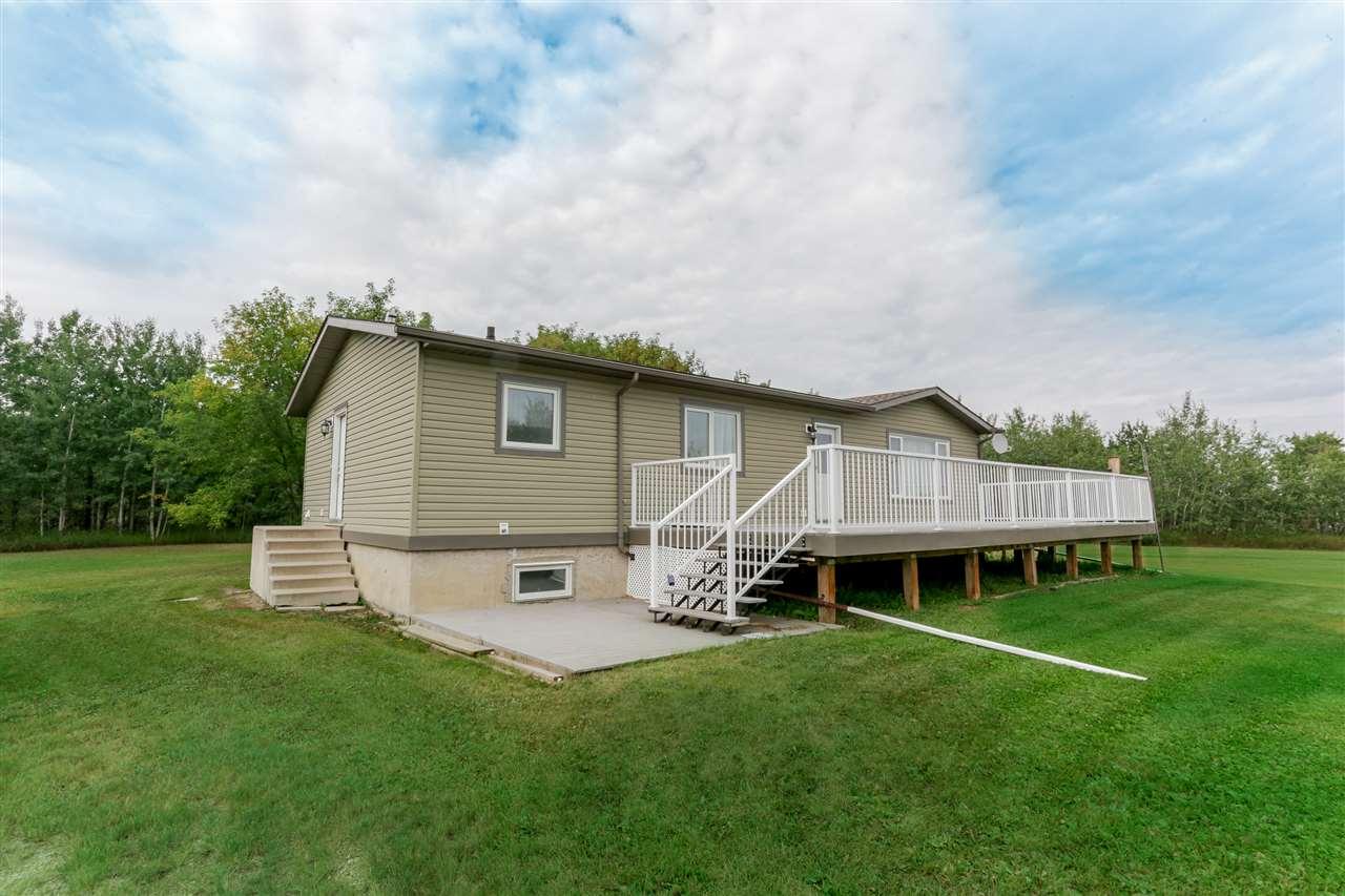 50142B Range Road 221, 4 bed, 2 bath, at $420,000