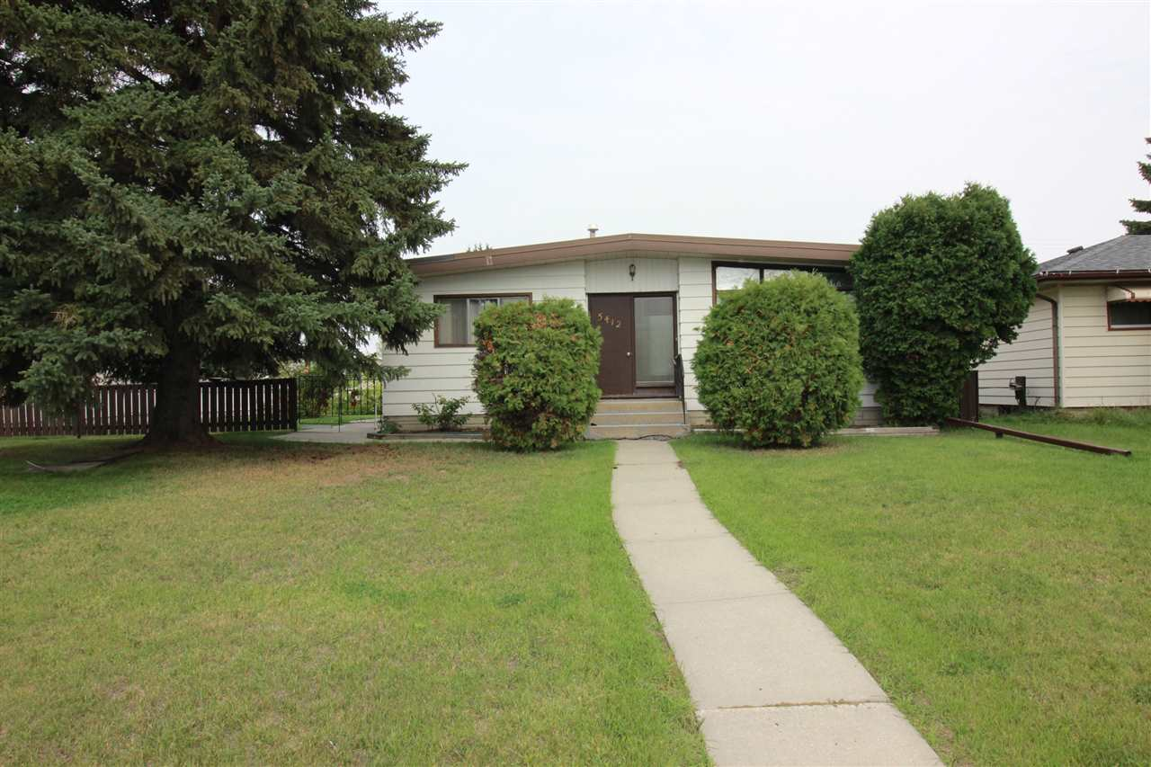 5412 89 Avenue, 4 bed, 2 bath, at $344,700