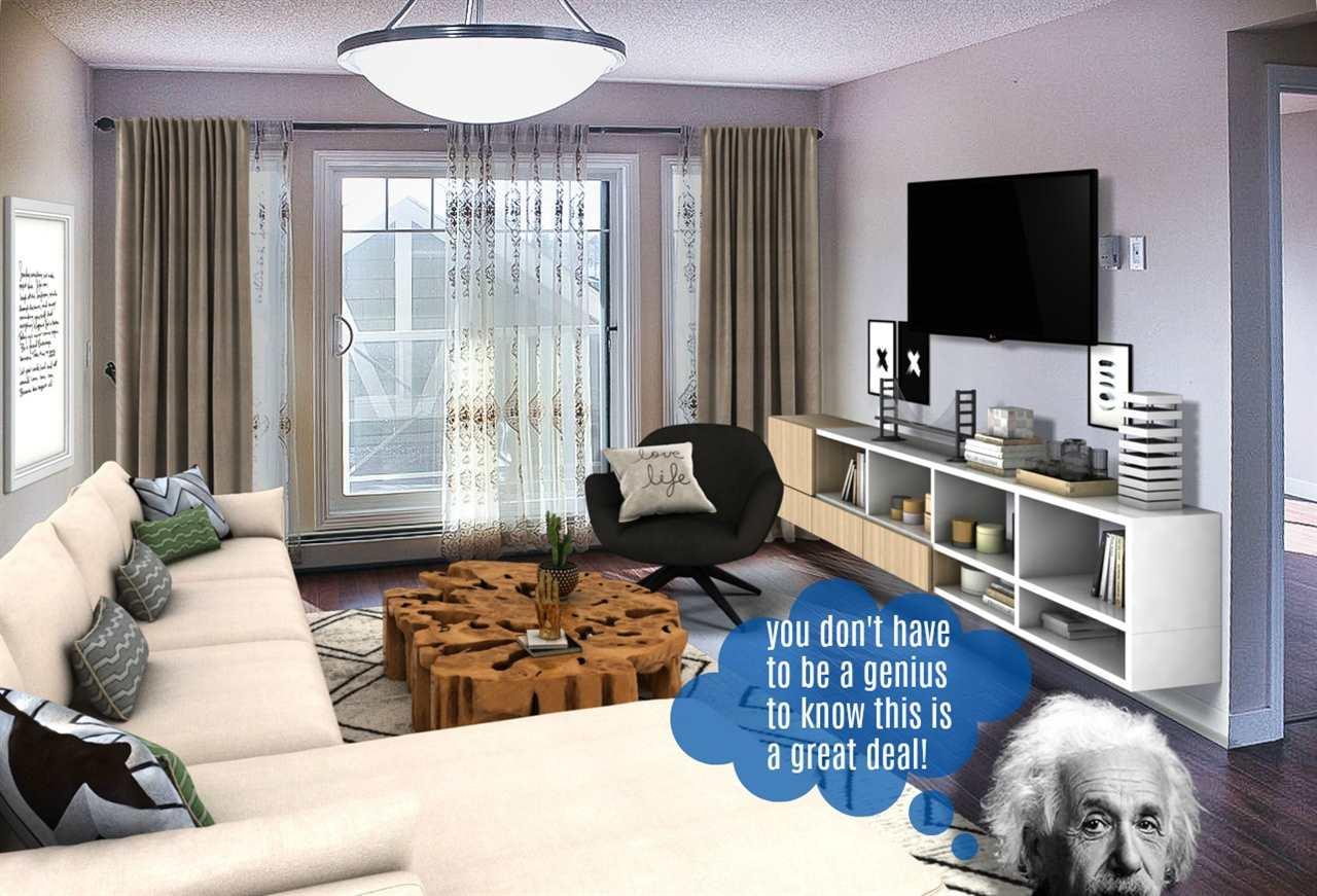 219 12660 142 Avenue, 2 bed, 2 bath, at $219,900