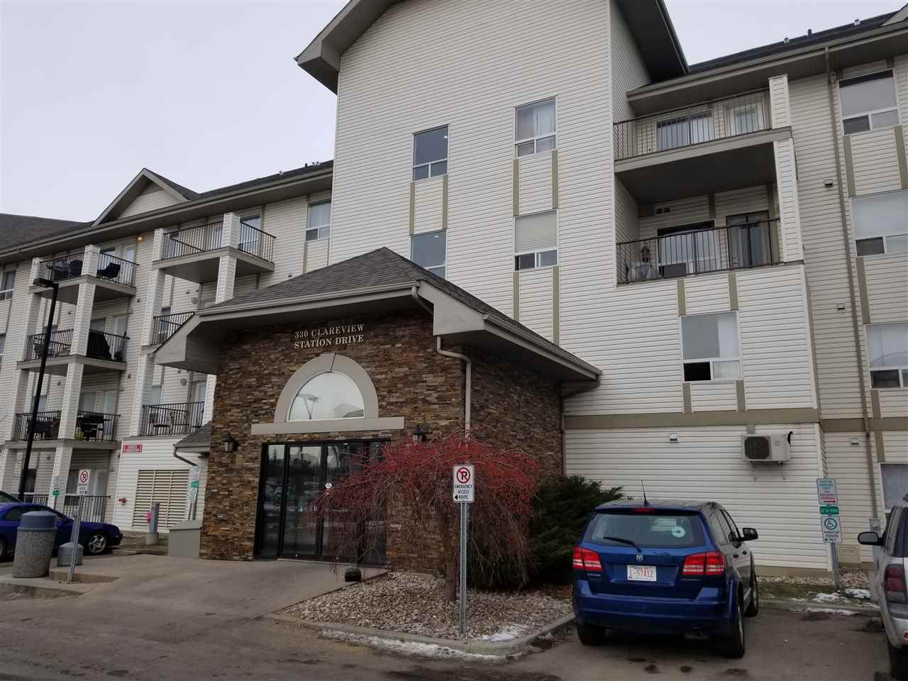 1106 330 CLAREVIEW STATION Drive, 2 bed, 2 bath, at $184,999