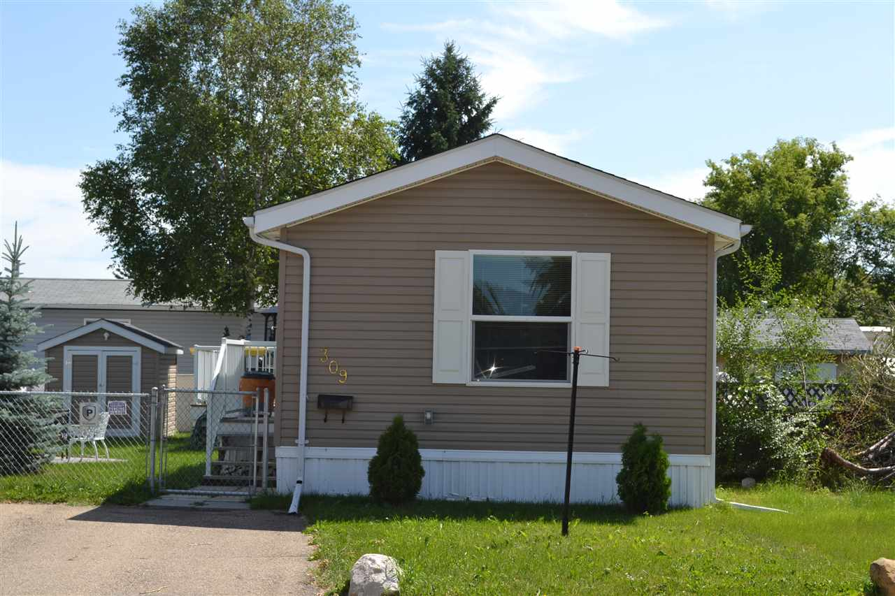 309 Evergreen Park, 2 bed, 1 bath, at $74,900