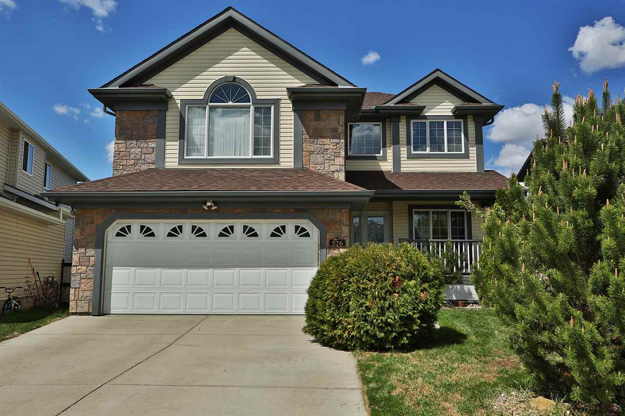 526 FALCONER Place, 4 bed, 4 bath, at $568,000
