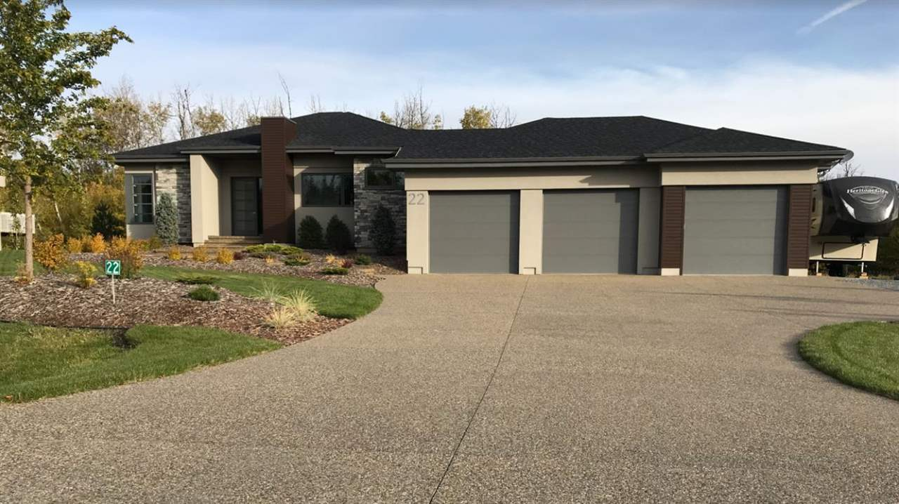 22, 26314 Twp Rd 532A, 4 bed, 4 bath, at $1,050,000