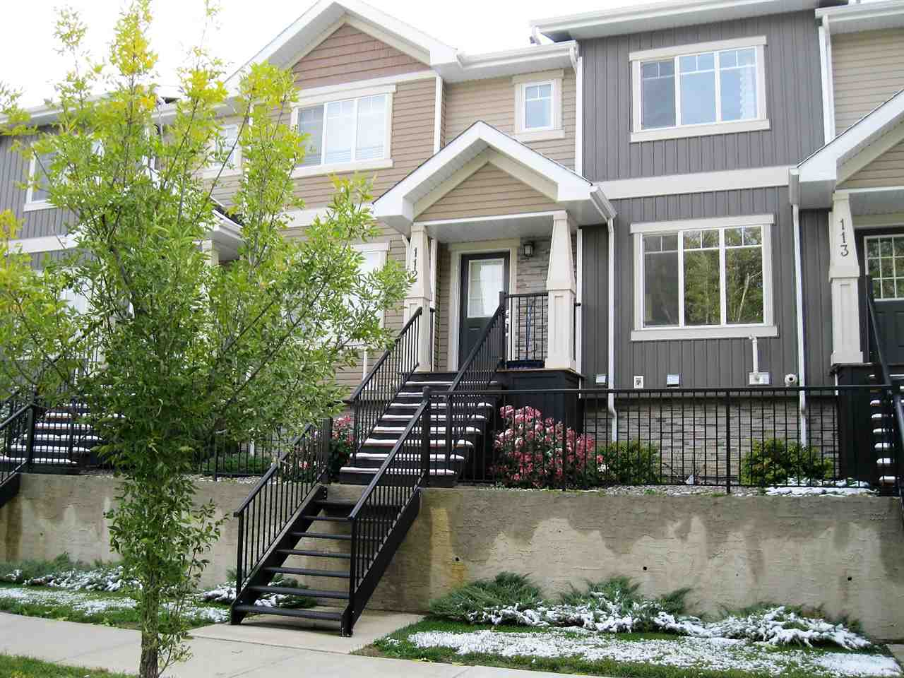 #112  9535 - 217 Street, 3 bed, 3 bath, at $315,000