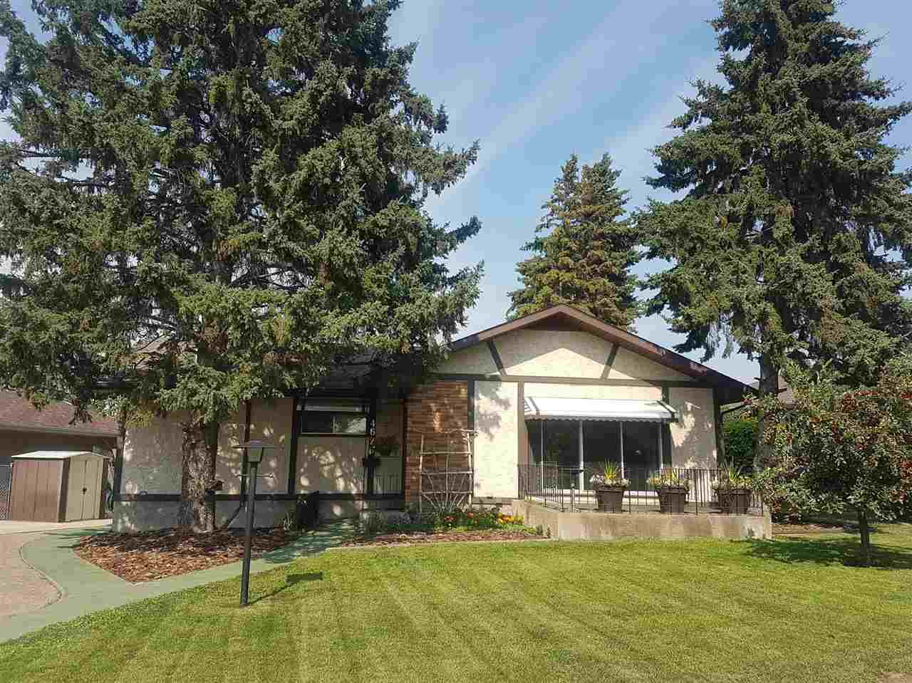 MLS® listing #E4129404 for sale located at 4628 106A Avenue