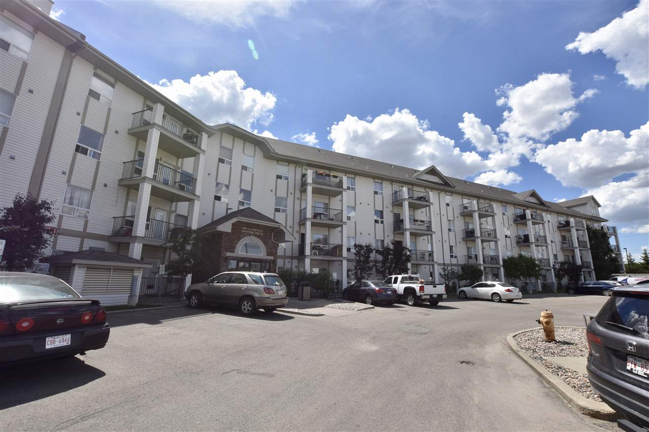 2107 320 CLAREVIEW STATION Drive, 1 bed, 1 bath, at $139,900