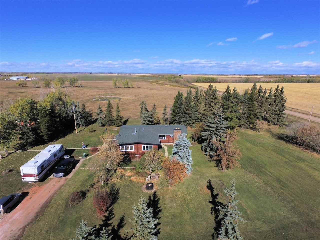 55126 Range Road 235, 4 bed, 2 bath, at $539,000
