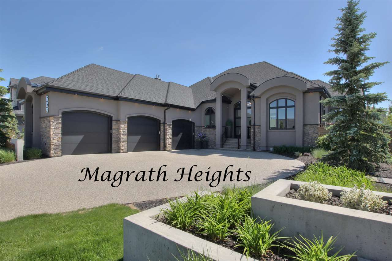605 MAGRATH View, 3 bed, 3 bath, at $1,589,850