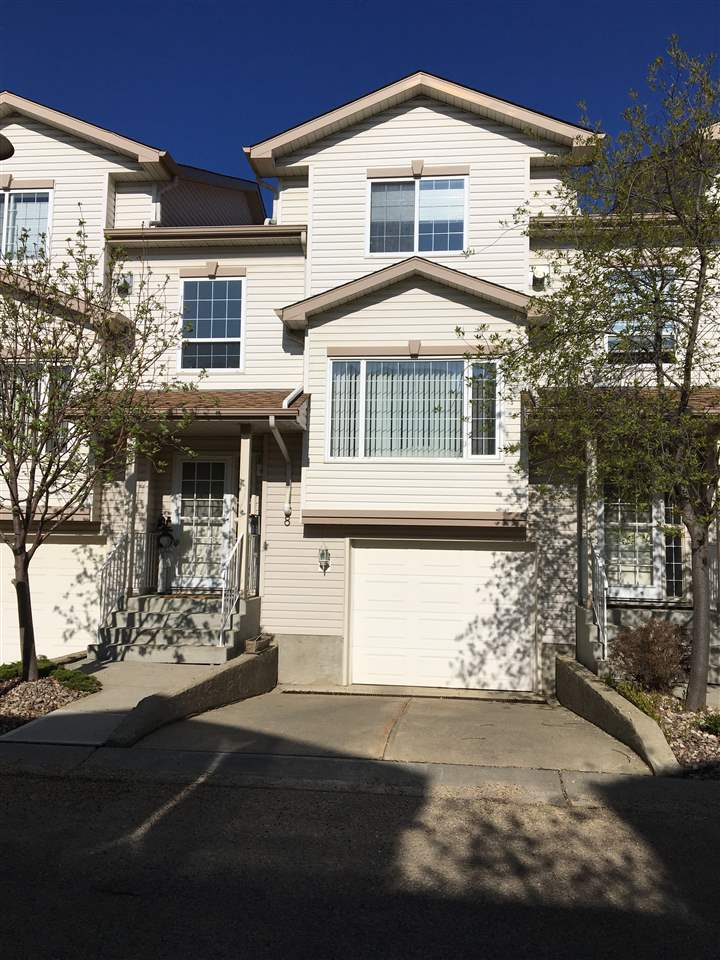 8 9630 176 Street, 2 bed, 3 bath, at $249,000
