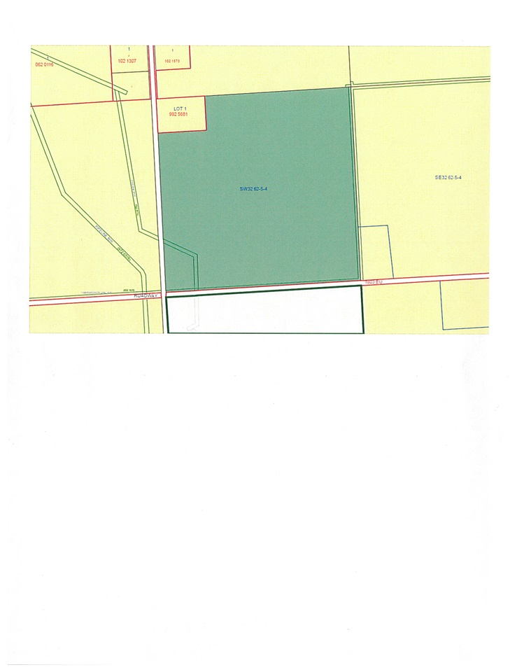 Rge Rd 455 Twp Rd 625, at $319,000