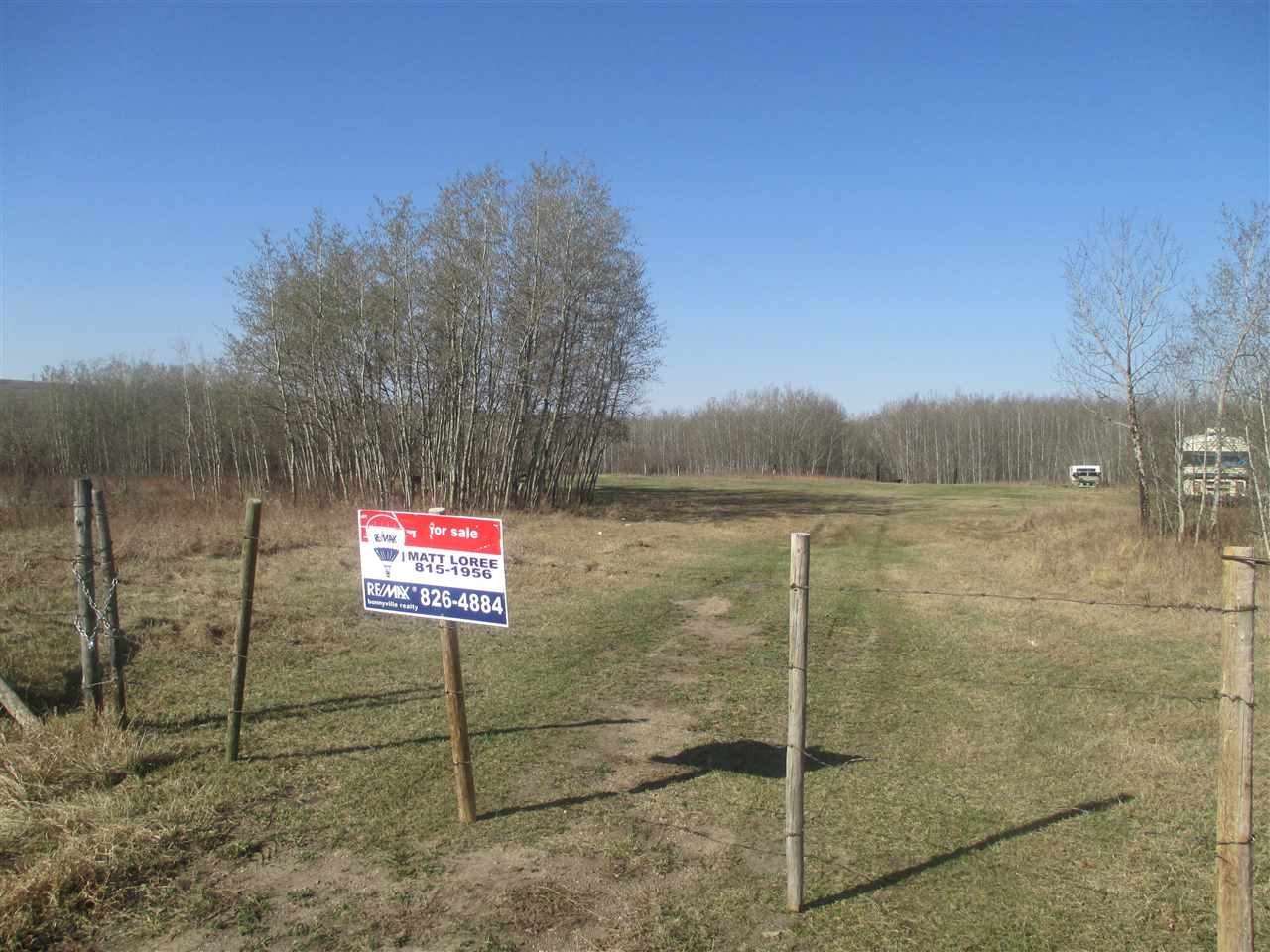 Twp Rd 592 & Rge Rd 460, at $79,900