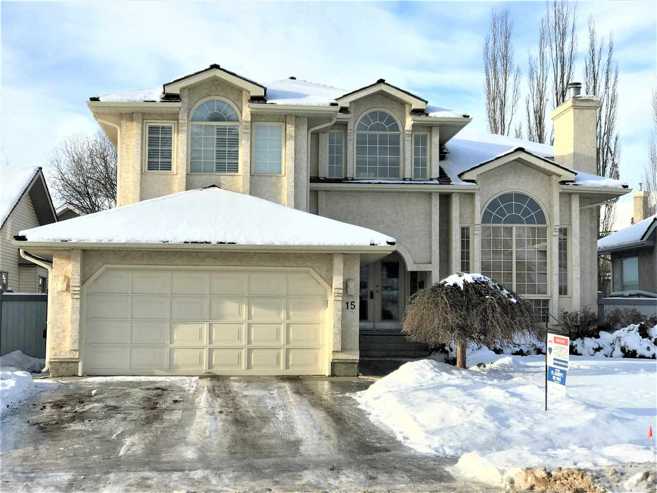 15 LACOMBE Drive, 4 bed, 4 bath, at $539,900