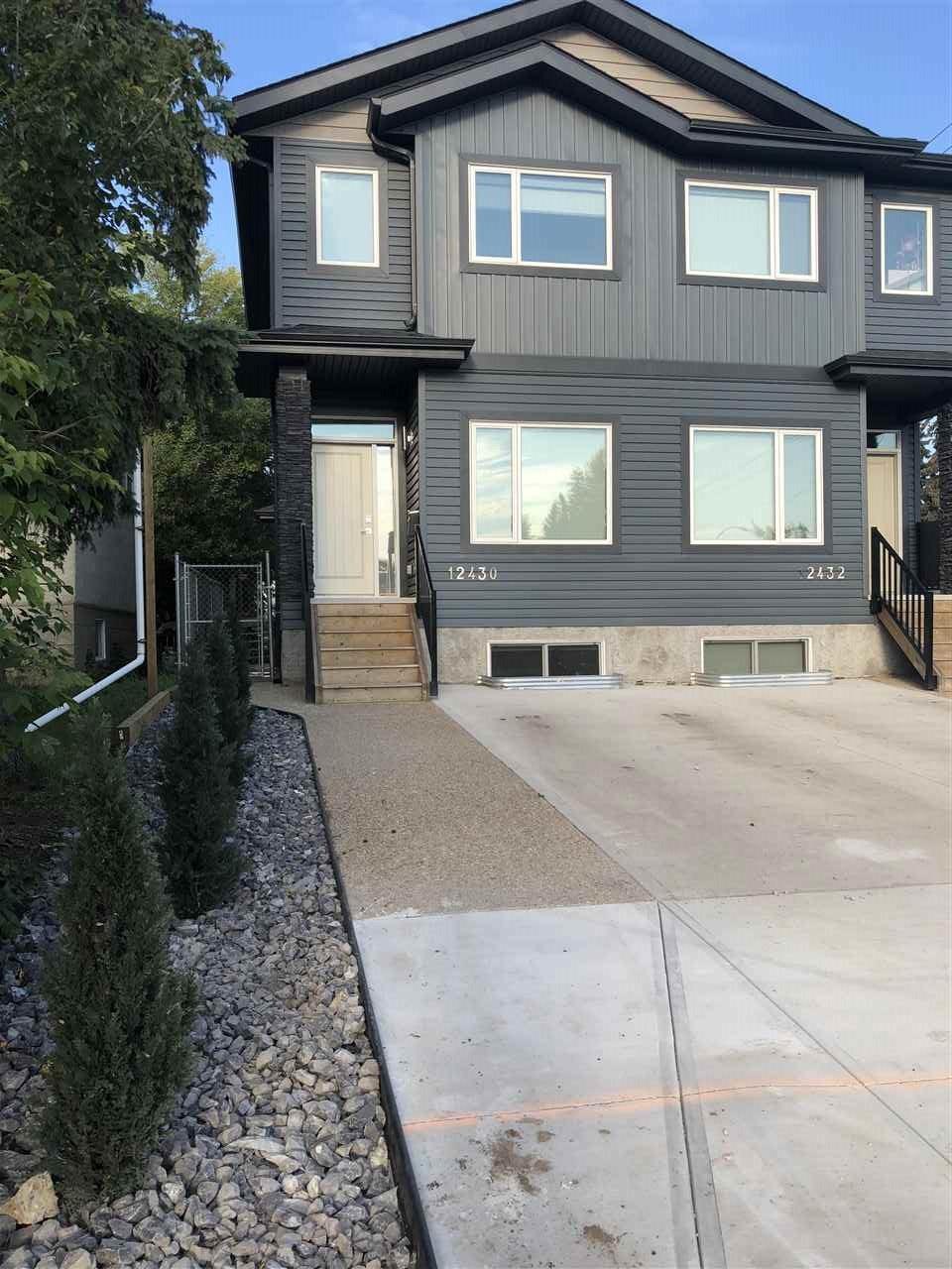 12430 125 Street NW, 4 bed, 4 bath, at $424,900