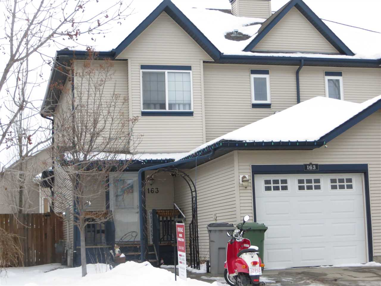 163 RUE MAGNAN Street, 3 bed, 3 bath, at $284,900