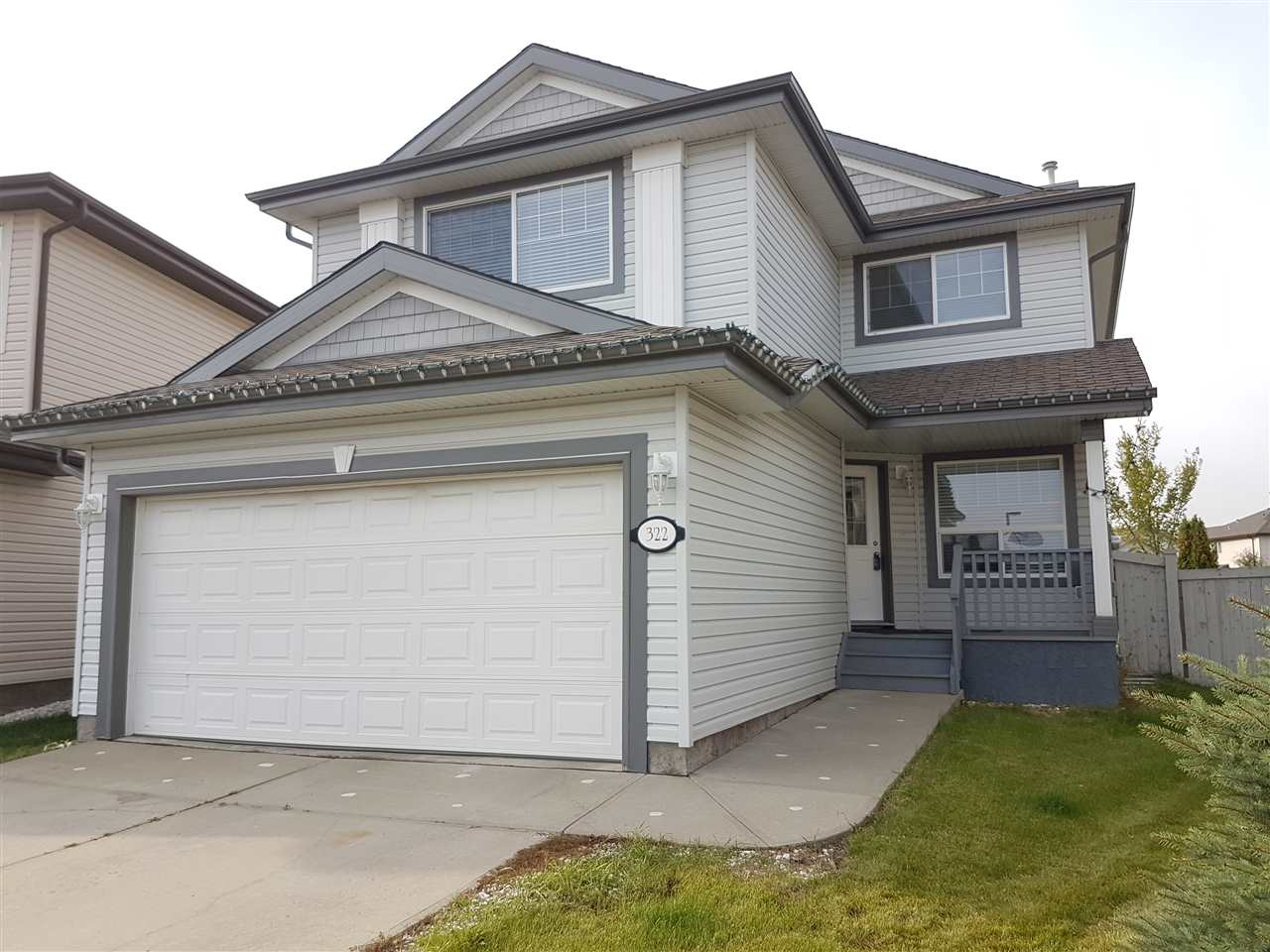 322 GIBB Close, 4 bed, 4 bath, at $439,900