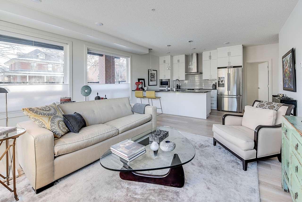103 10606 84 Avenue, 2 bed, 2 bath, at $411,000
