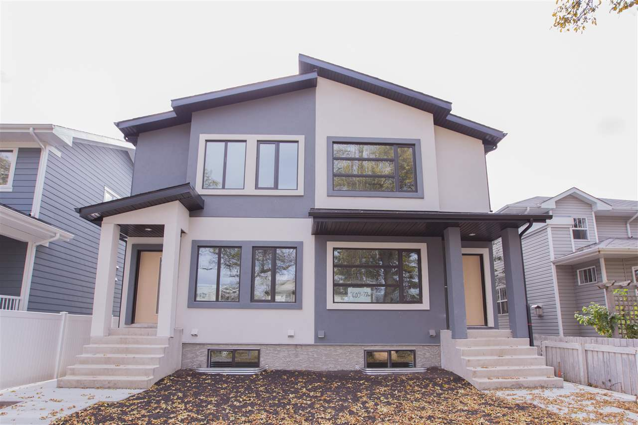9607 77 Avenue NW, 3 bed, 3 bath, at $484,900