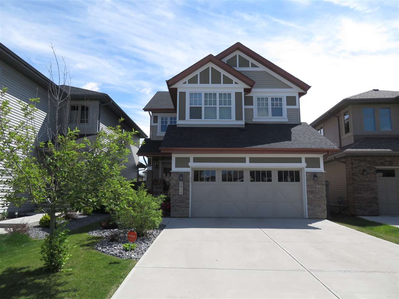 2815 ANDERSON Place, 3 bed, 3 bath, at $509,000