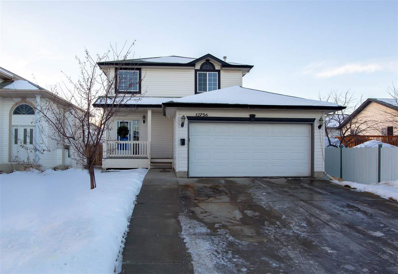 12756 136 Street, 4 bed, 3 bath, at $384,900