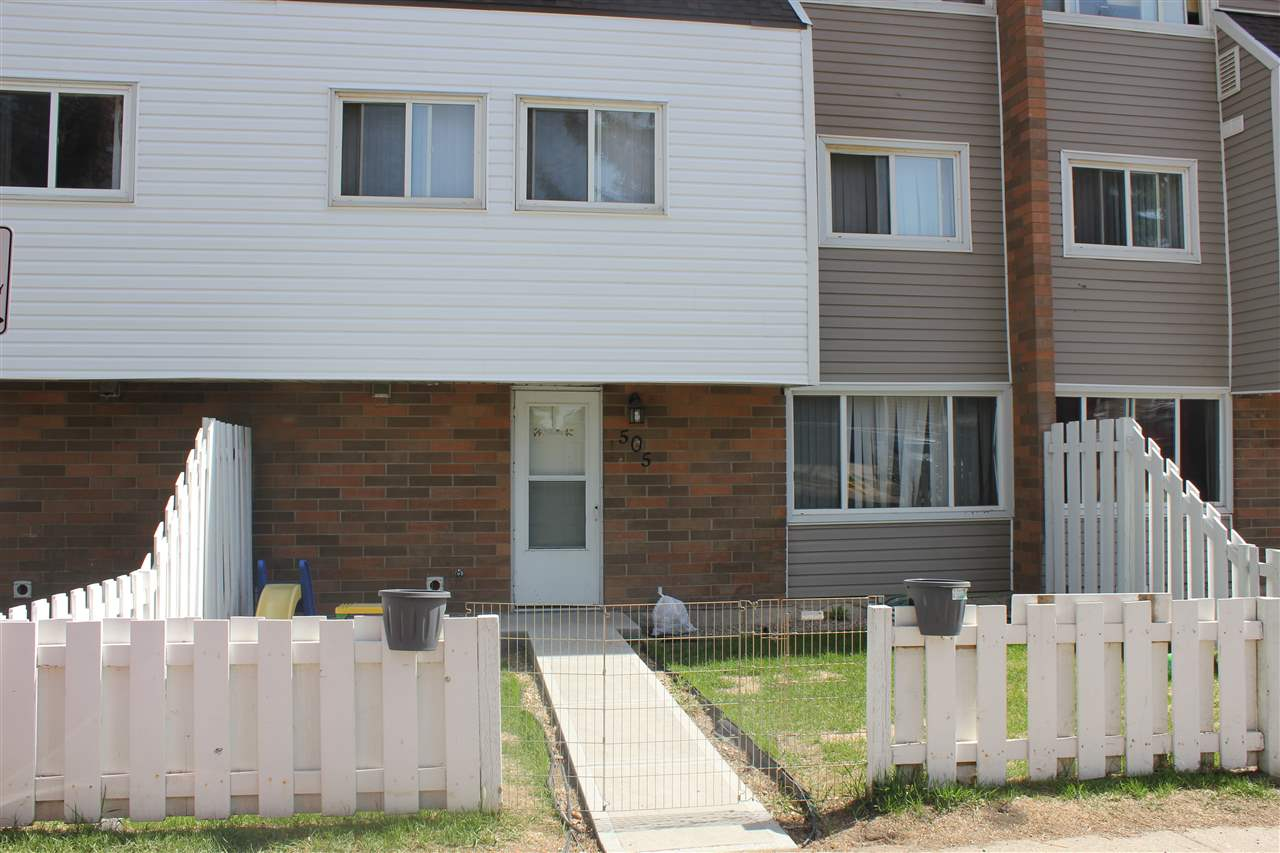 505 2908 116A Avenue NW, 3 bed, 1 bath, at $94,900