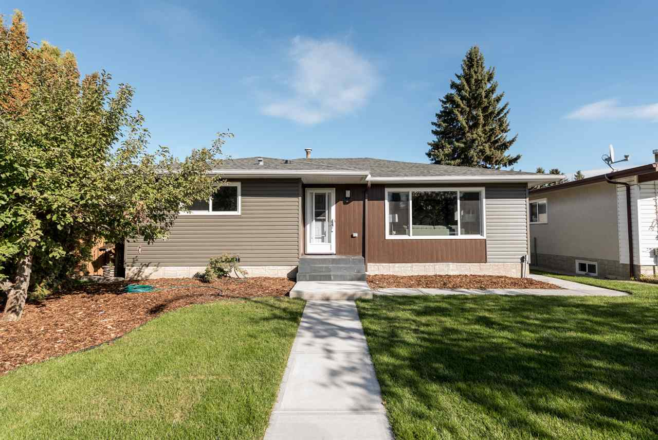 11444 38 Avenue NW, 5 bed, 3 bath, at $589,000