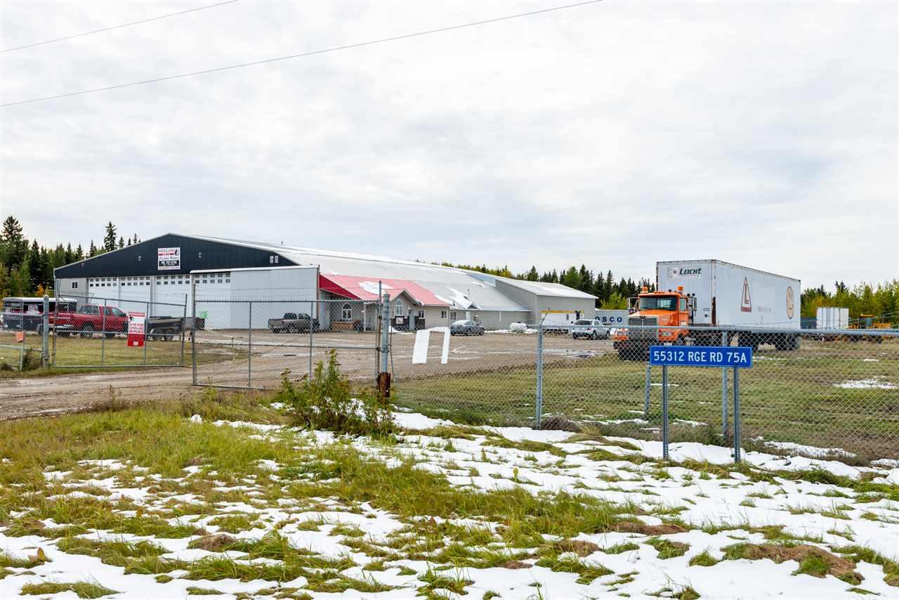53312 Range Road 75A, at $1,350,000