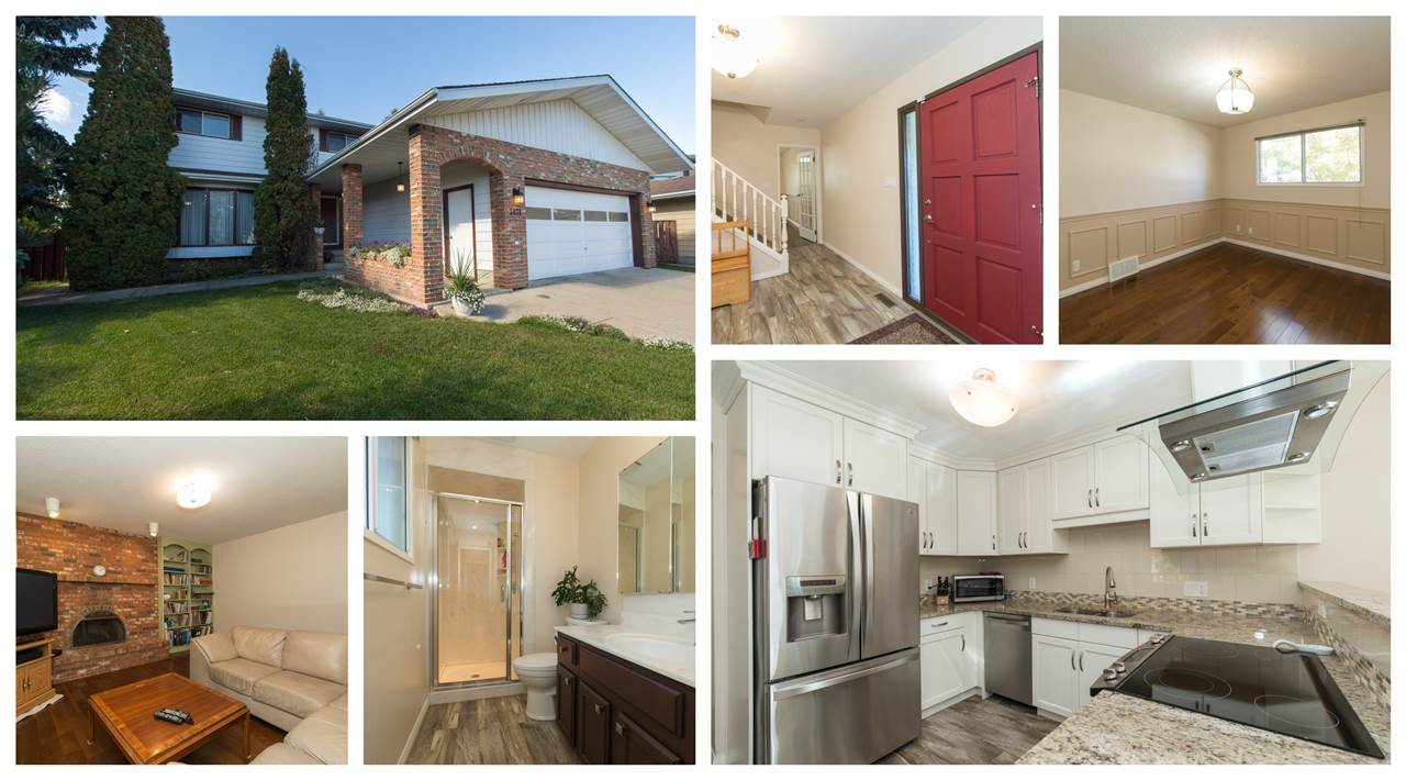 3434 Hillview Crescent NW, 5 bed, 4 bath, at $460,000