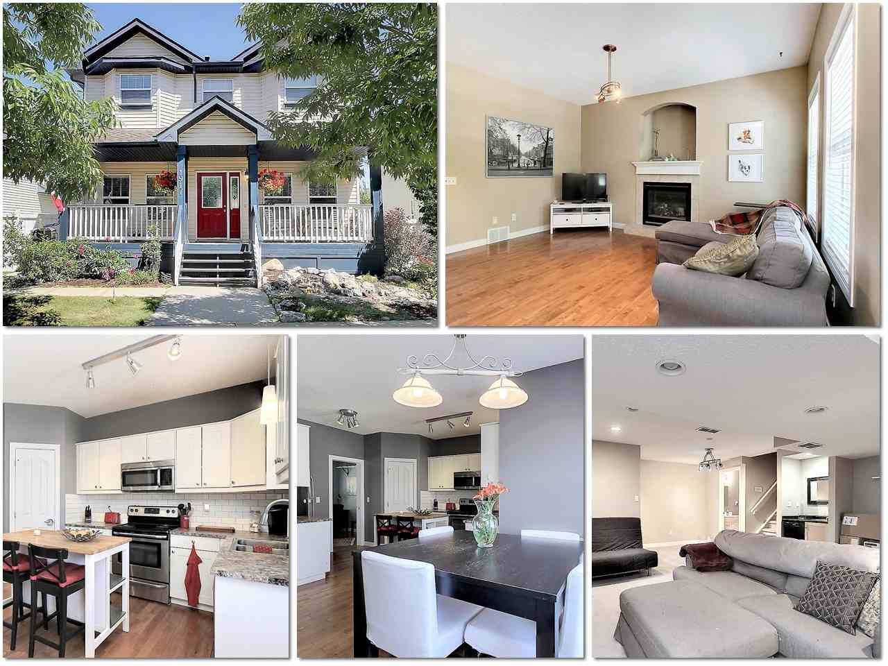1917 Tanner Wynd NW, 3 bed, 4 bath, at $424,800