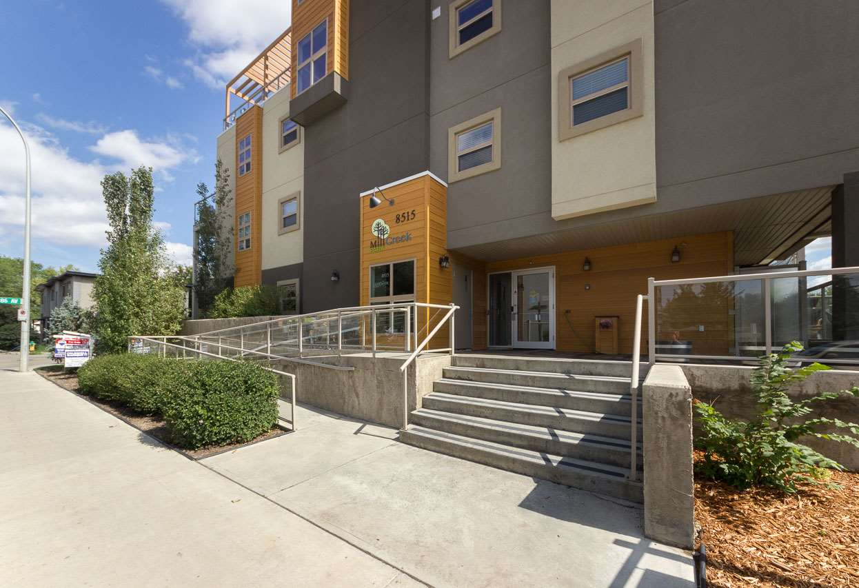 305 8515 99 Street, 1 bed, 1 bath, at $239,900