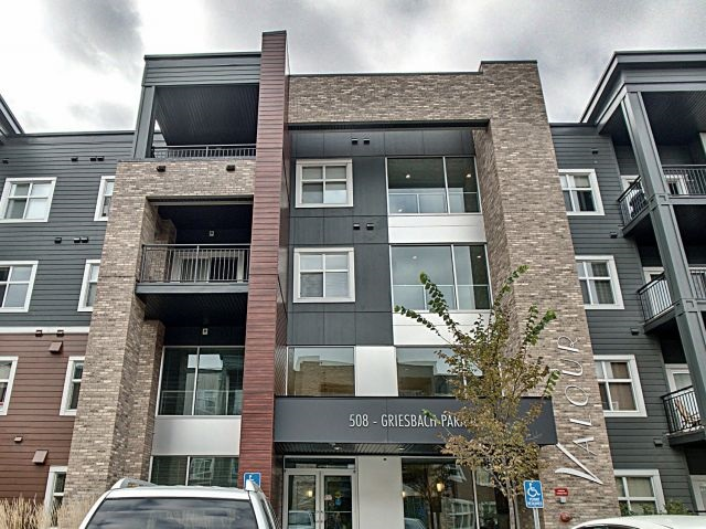 217 508 Griesbach Parade, 1 bed, 1 bath, at $208,000