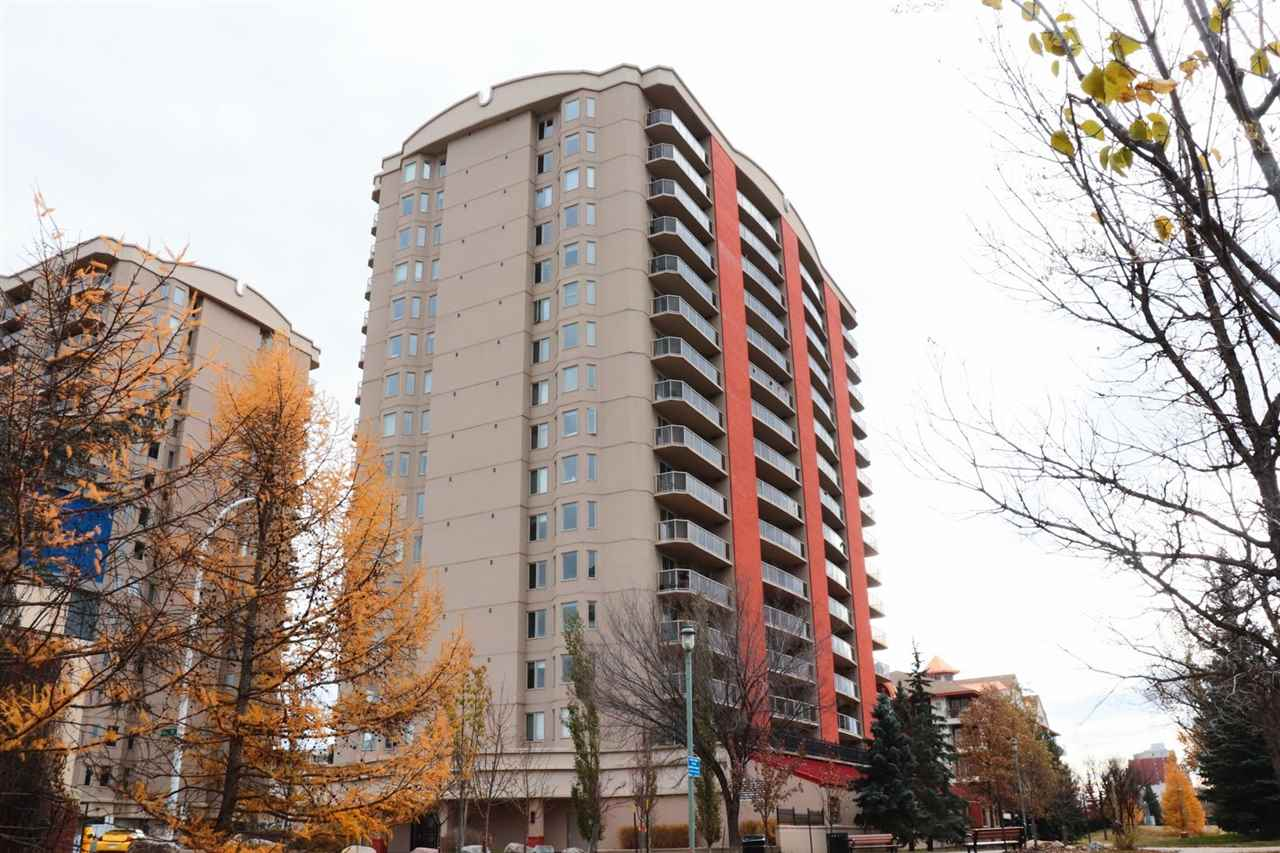 1207 10909 103 Avenue, 2 bed, 2 bath, at $359,000