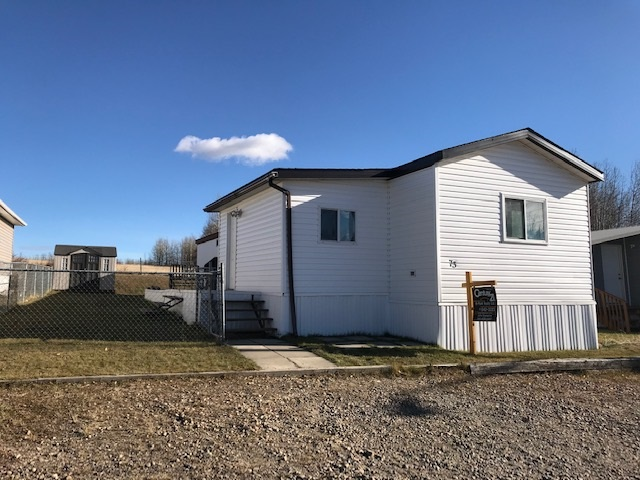 75 Pleasantview MHP, 3 bed, 1 bath, at $52,500