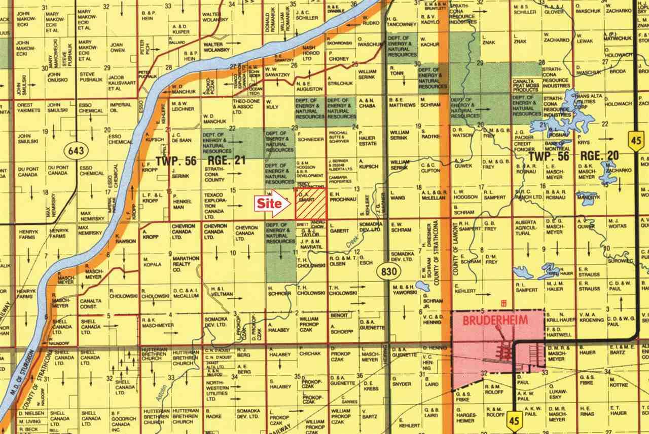 Township 562 & Rge Rd 211, at $1,975,000