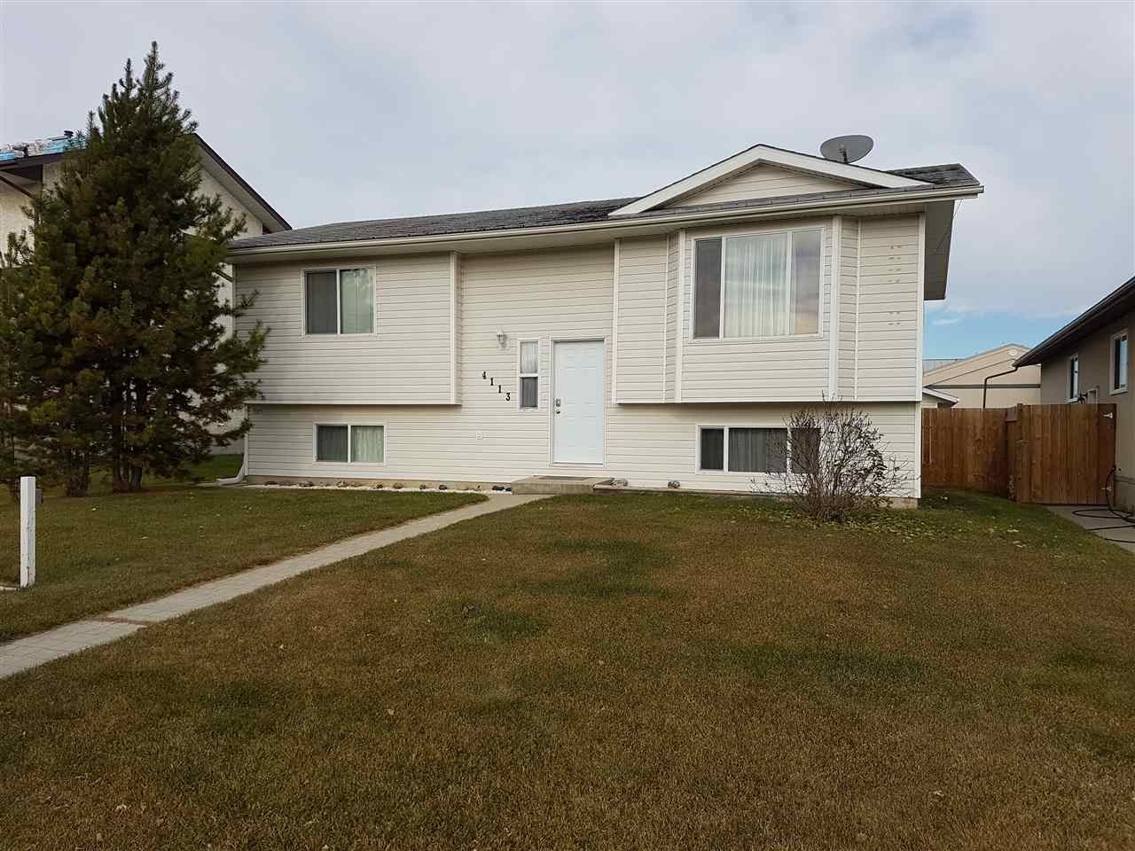 4113-49 Ave, 4 bed, 2 bath, at $329,900