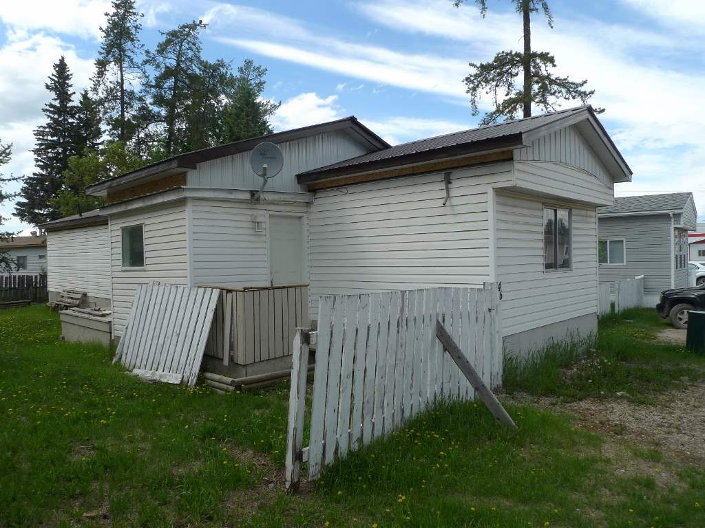 46 Evergreen Mobile Home Park, 2 bed, 1 bath, at $15,000