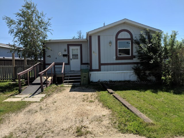 86, 9501 104 Avenue, 3 bed, 2 bath, at $39,900