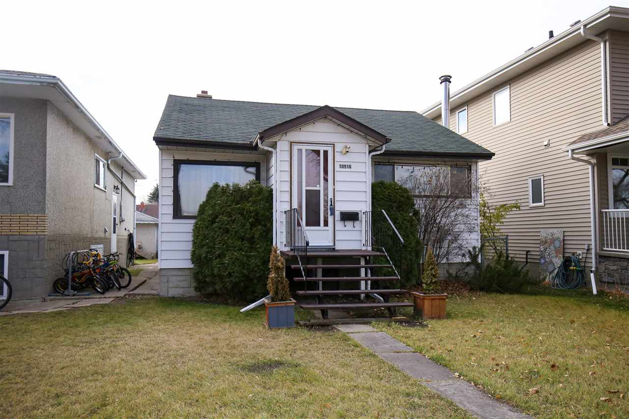 MLS® listing #E4133815 for sale located at 10916 74 Street