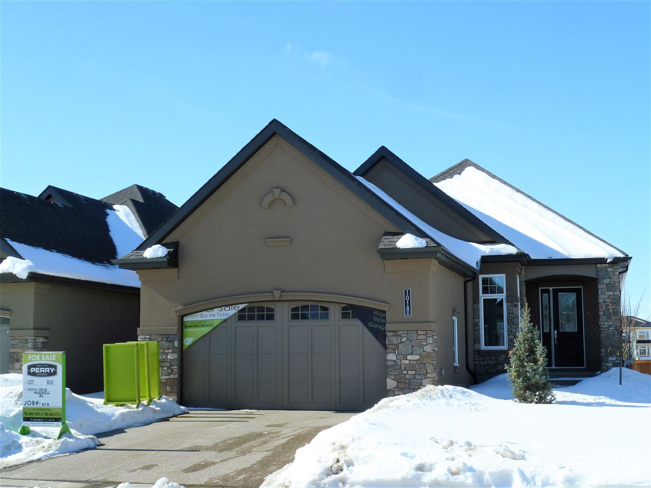 1018 HUCKELL Place, 3 bed, 3 bath, at $699,900
