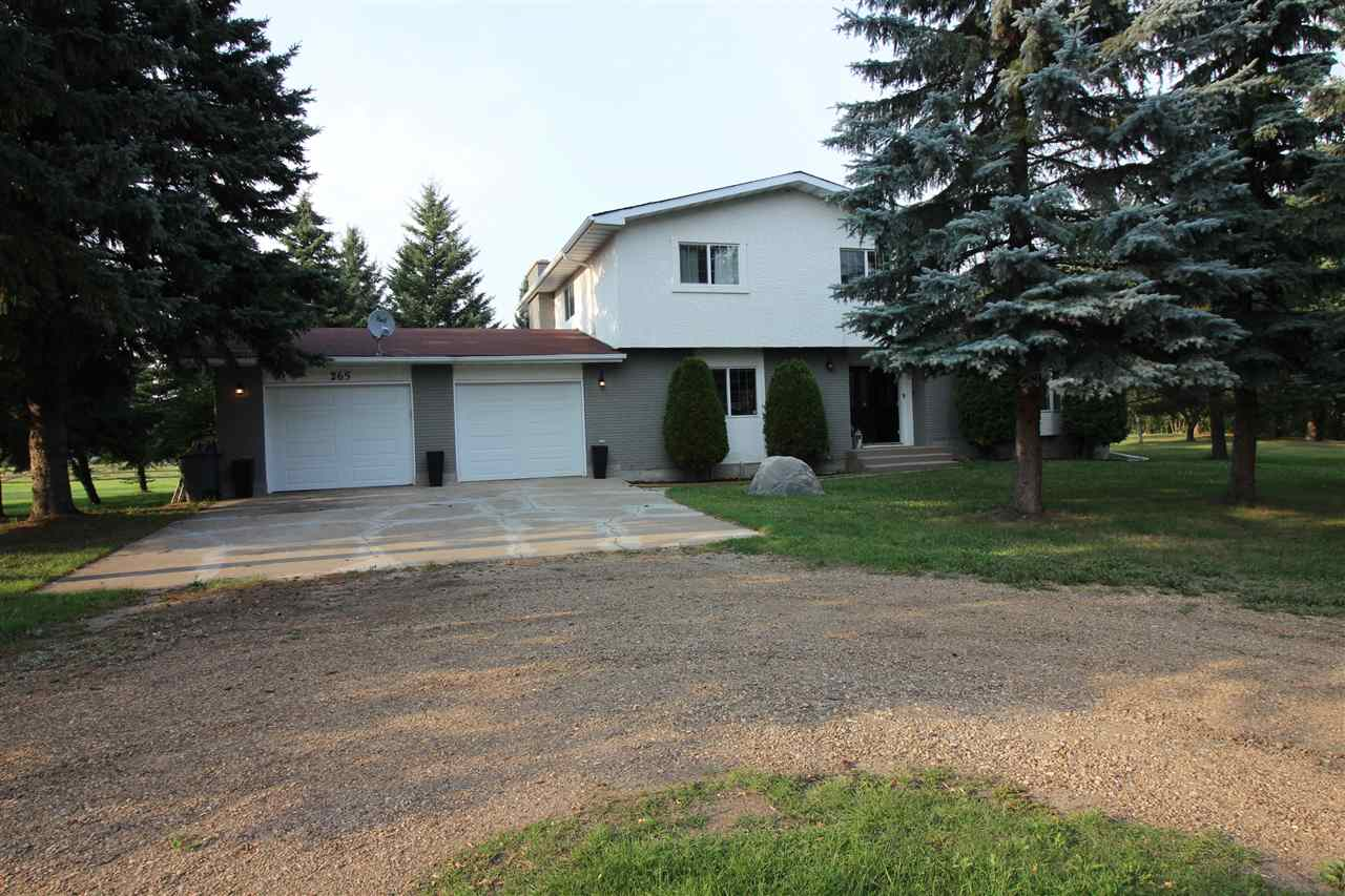 265 22550 TWP RD 522, 5 bed, 3 bath, at $629,000