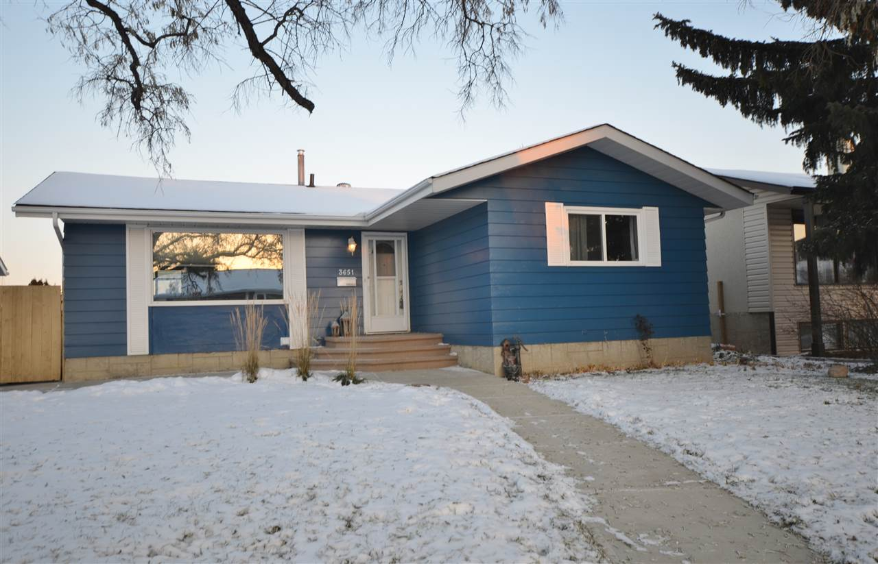 3651 109 Street, 4 bed, 3 bath, at $415,000