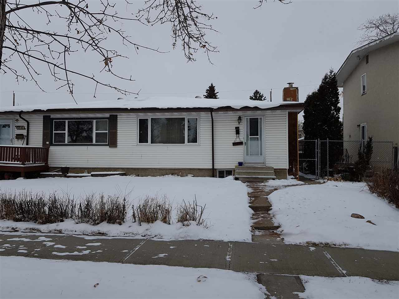 16402 88 Avenue NW, 3 bed, 2 bath, at $253,999