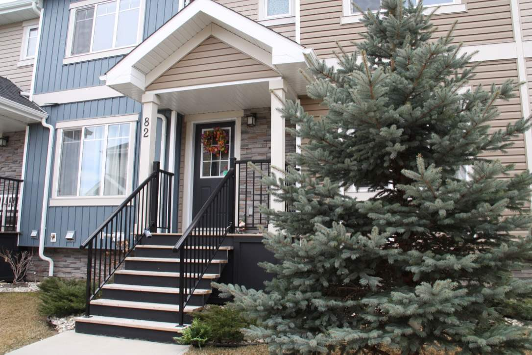 MLS® listing #E4135146 for sale located at 82 9535 217 Street