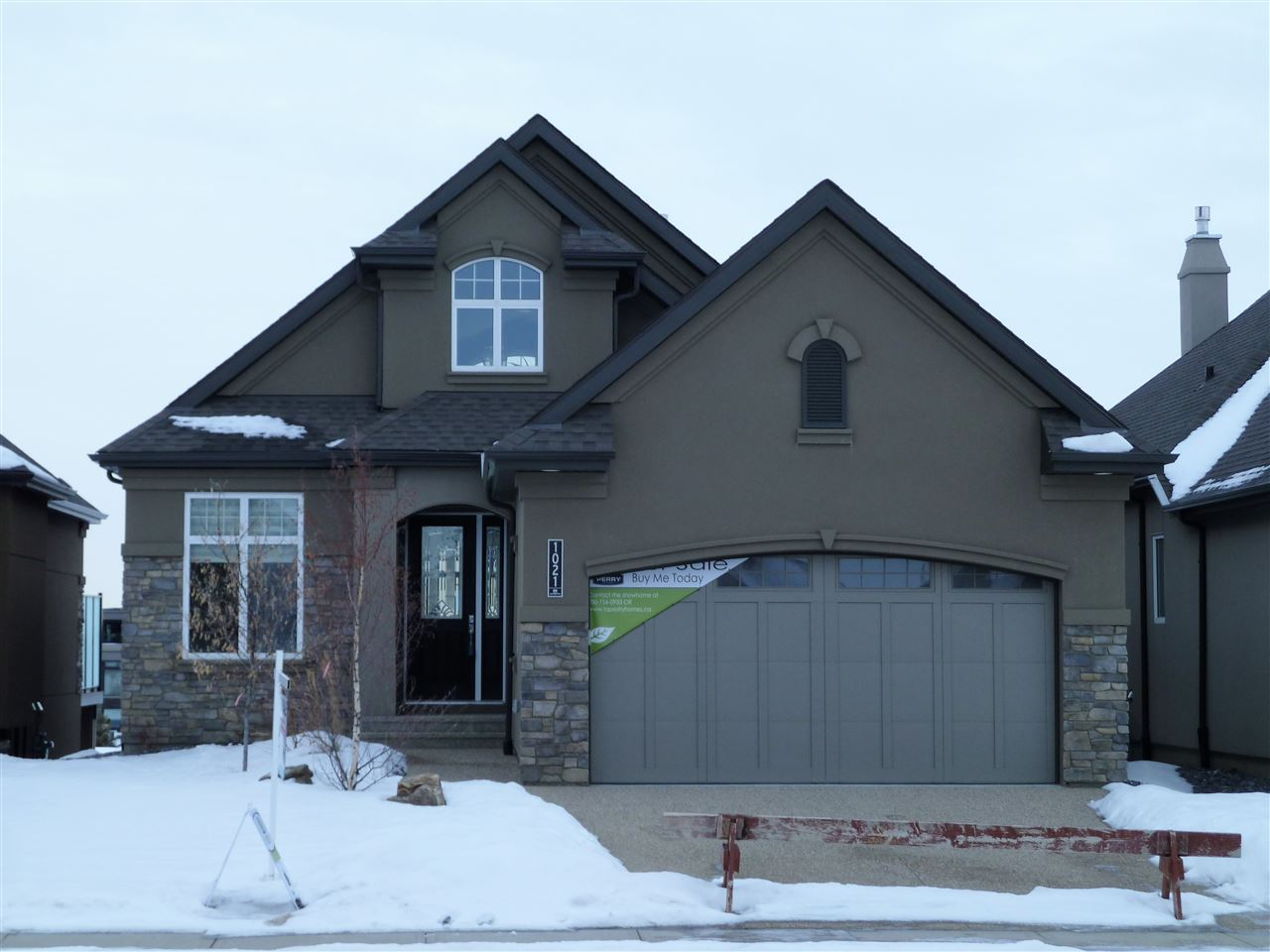 1021 HUCKELL Place, 3 bed, 3 bath, at $849,900