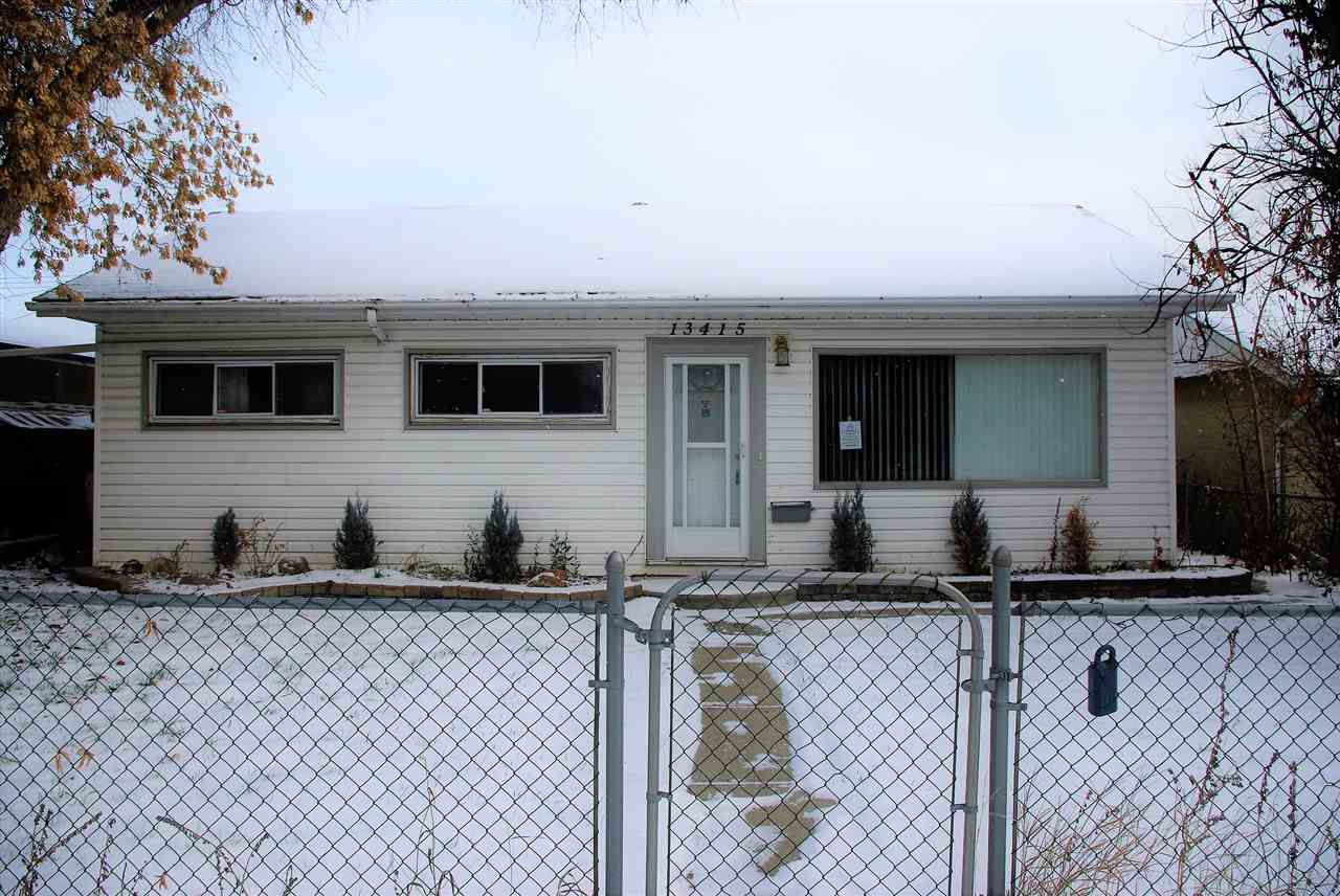 13415 140 Street, 3 bed, 1 bath, at $209,900