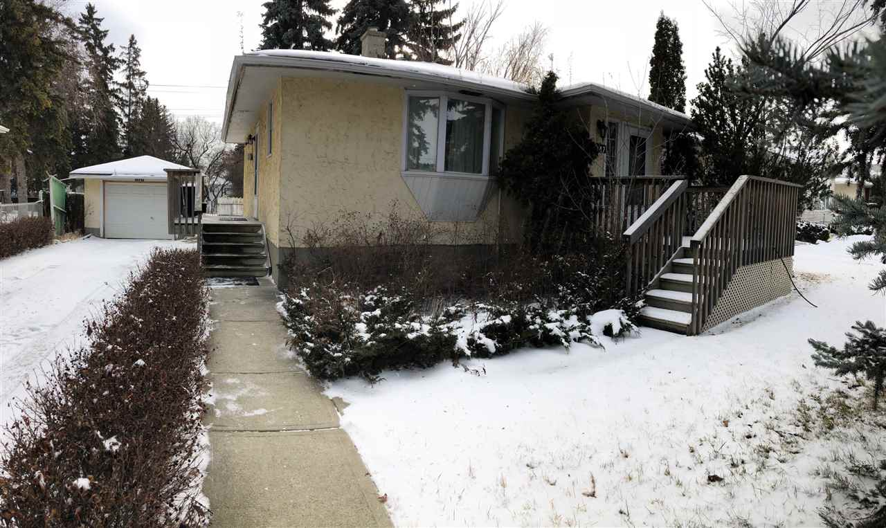 11347 111 Avenue NW, 3 bed, 1 bath, at $349,800