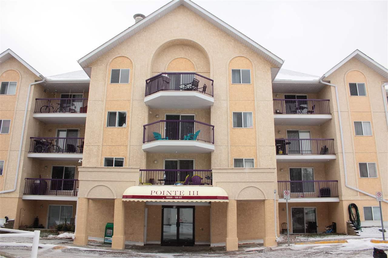 248 10520 120 Street, 2 bed, 2 bath, at $176,000